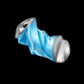 つぶれた空き缶