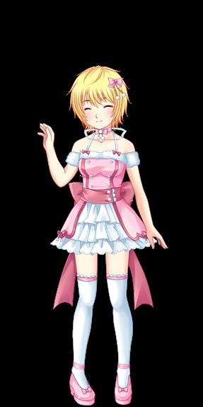 アイドル服1