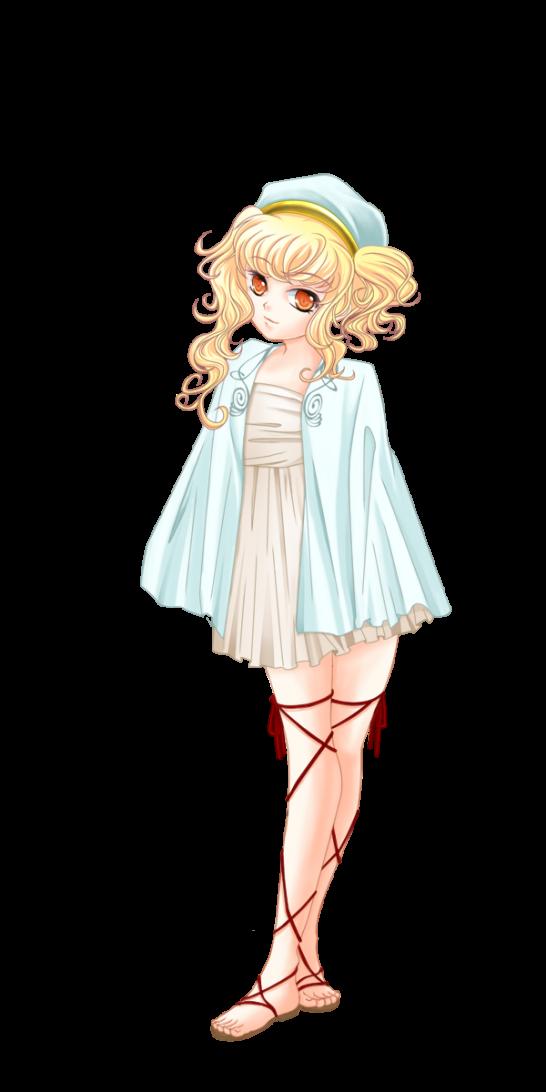 女の子天使