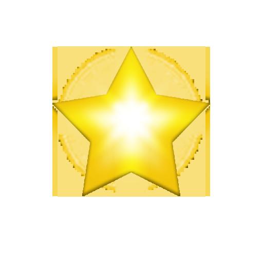 星のオーナメント