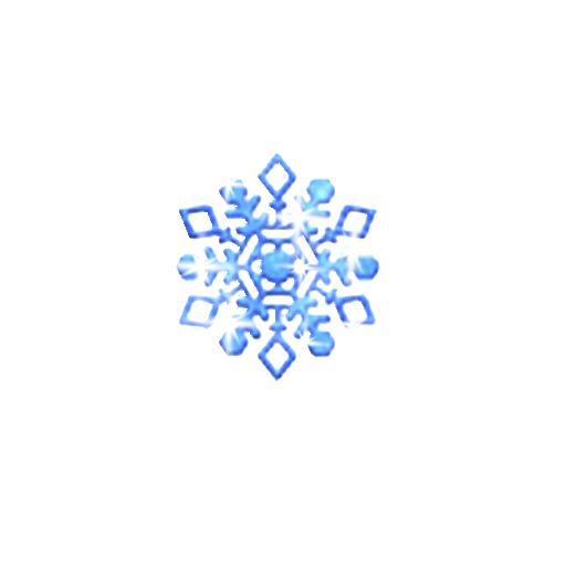 雪のオーナメント2