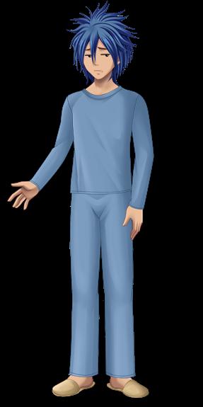 シンプルパジャマ
