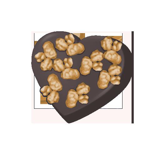 カシューナッツチョコ