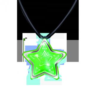 ペンダント(緑)