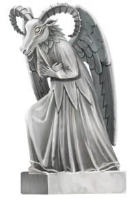 大理石の彫像