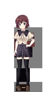 浜咲学園女子夏制服