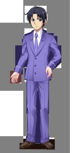 澄空学園男子冬制服