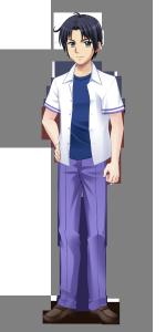澄空学園男子夏制服