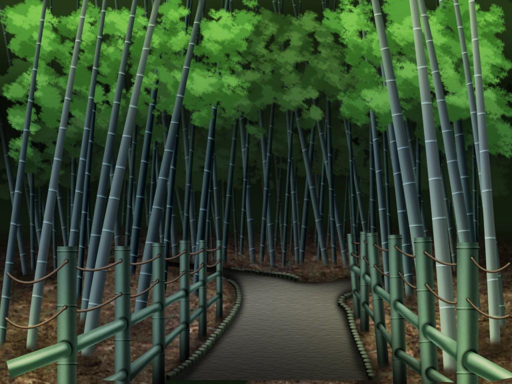 新マップ「竹やぶ」が追加。道はどこに続いているのか?