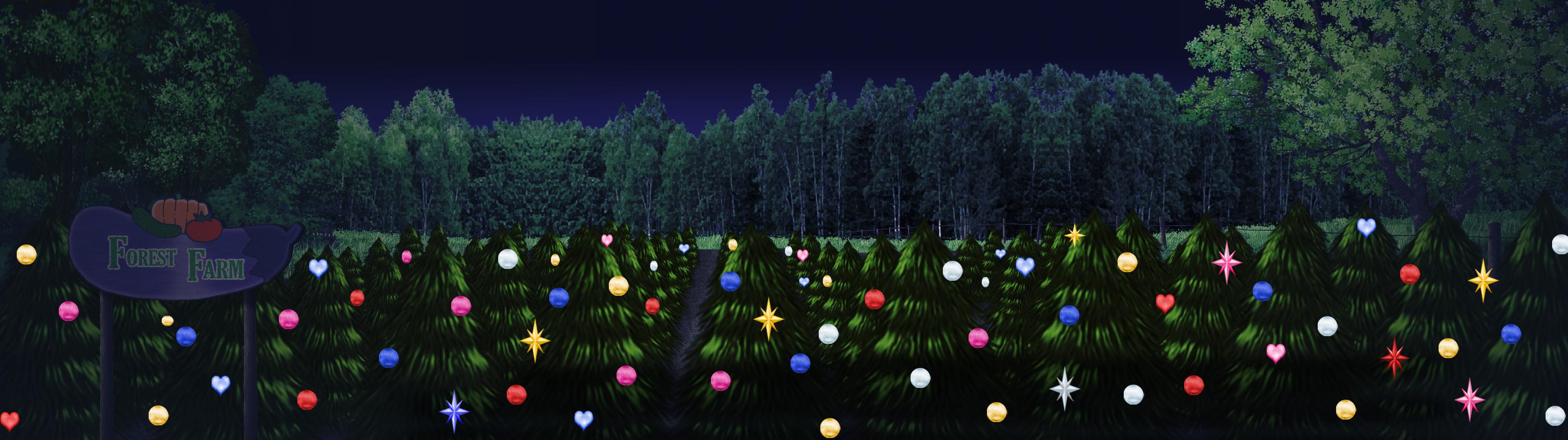 クリスマス収穫祭